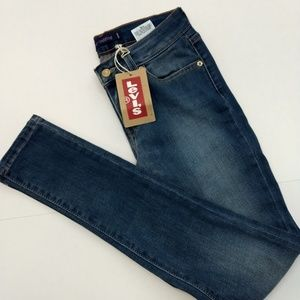 Levi's 535 Skinny Ultra Stretch leggins